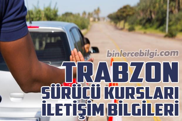 Trabzon Sürücü Kursları Listesi, Trabzon Sürücü Kursu Fiyatları, Trabzon'daki Sürücü Kurslarının Tam Listesi, Trabzon Ehliyet Kurs Ücretleri, Trabzon Sürücü Kursu Adresleri, Trabzon'da bulunan Sürücü Kurslarının Telefonları ve iletişim bilgileri.