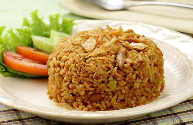 Contoh Teks Prosedur Membuat Makanan Nasi Goreng