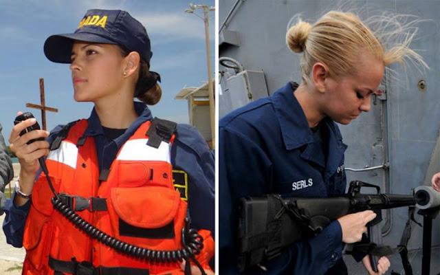 Οι γυναίκες στον στρατό