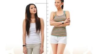 Cara menambah tinggi badan secara cepat