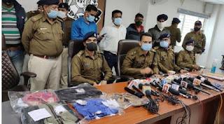 रतलाम पुलिस को मिली बड़ी सफलता, ट्रिपल मर्डर का किया खुलासा