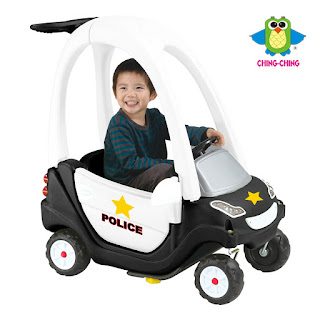 Ching Ching Police Coupe
