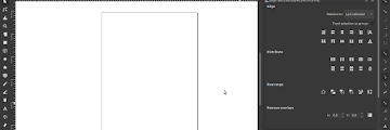 Menghilangkan Gambar Page Border/Segi Panjang di Inkscape