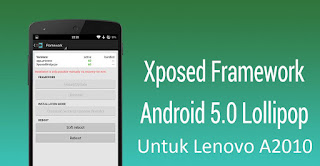 Xposed 5.1 Framework
