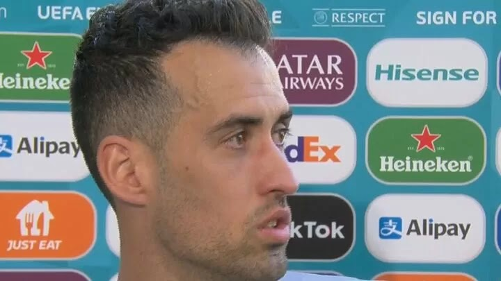 Busquets tears up: I've had a pretty bad time
