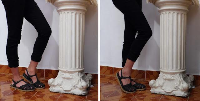Look: Jardineira preta - All Black