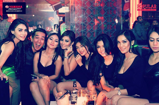 Popular Mansion Is A Bar And Nightclub Located On Jalan Gatot Subroto Not Far From Dragonfly Club It Is Owned By The Company Who Published Popular
