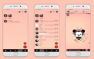 Mickey Alone Theme For YOWhatsApp & Delta WhatsApp By Leidiane