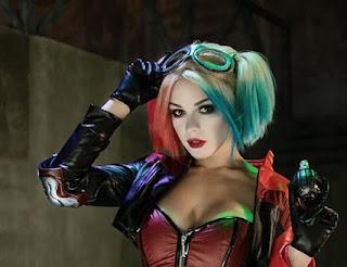 COSPLAY #3 : Irina Meier : Harley Quinn