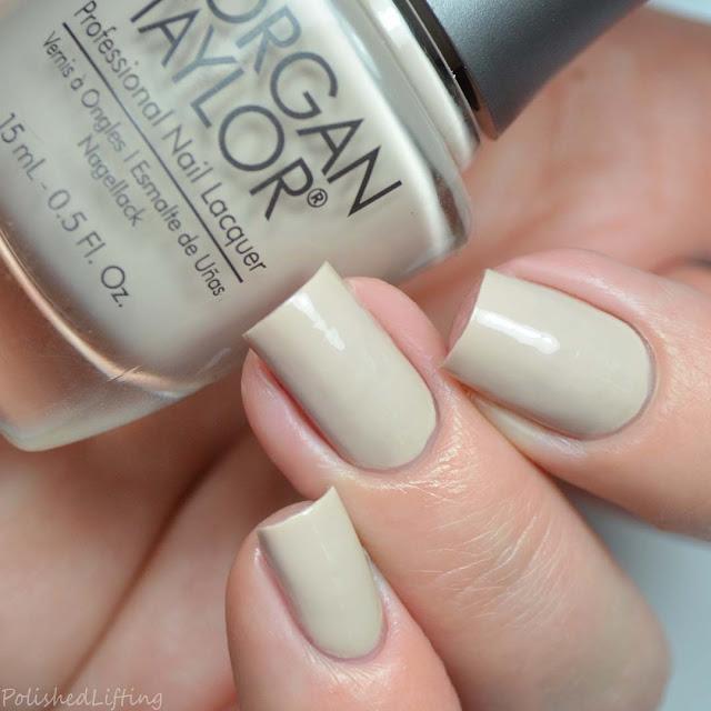 ivory creme nail polish