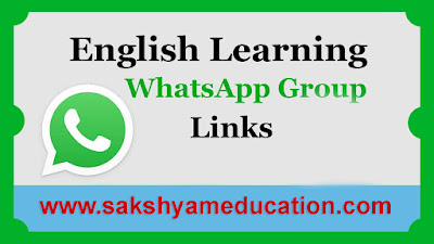 Join Latest English Learning Whatsapp Group Links