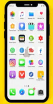 IOS 12 Pro White Theme For Oppo and Realme Full Pack