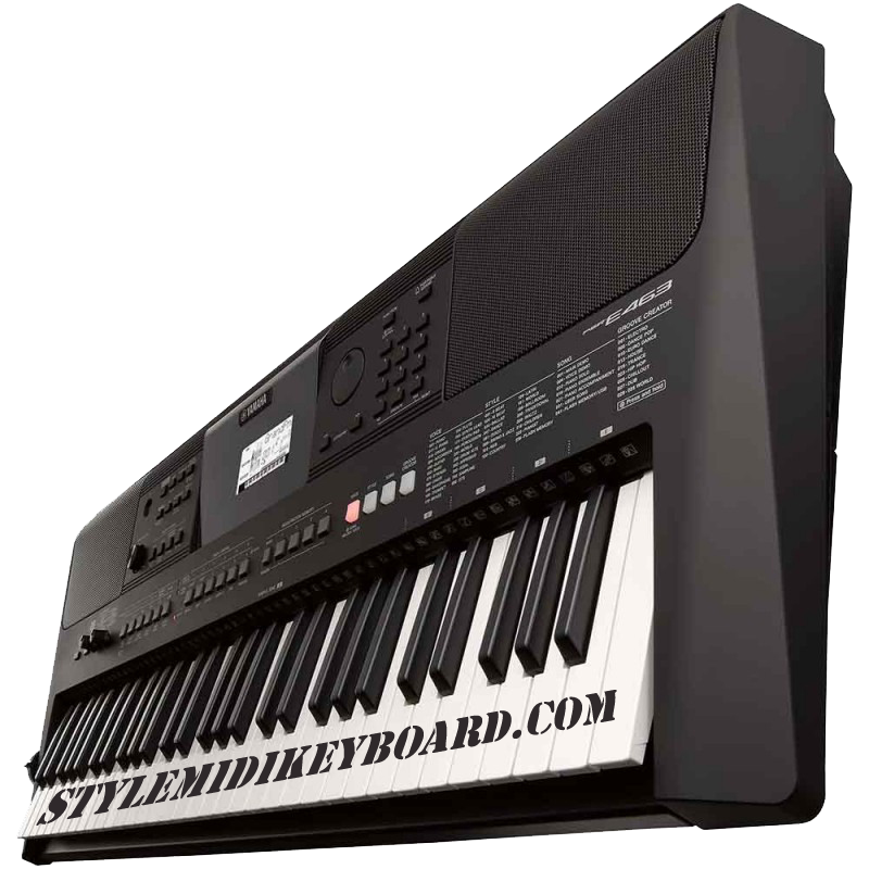 How to download midi files to yamaha keyboard