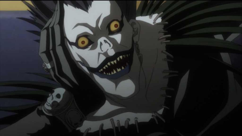 Death Note Live-action Director Reveals Poster Featuribg Ryuk