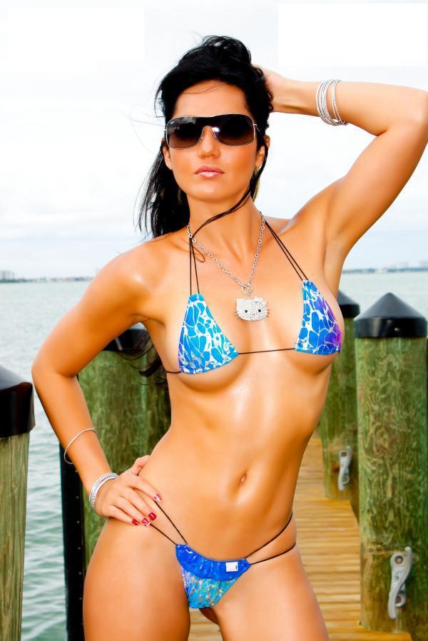 tahitian wax What bikini is a