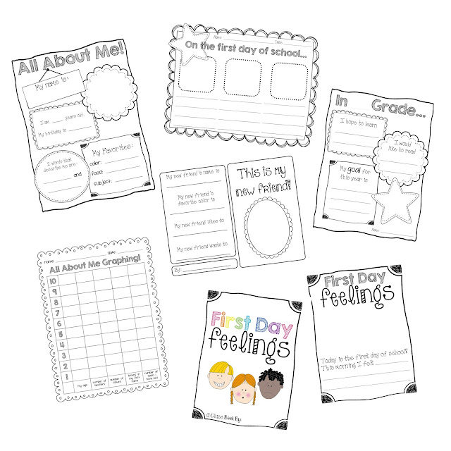 Live Laugh & Learn in Second Grade: Back to School Sale!