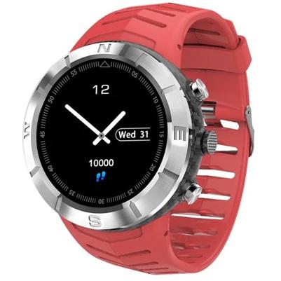 NO.1 DT08: smartwatch con sensores de salud, modos deportivos y certificación IP67