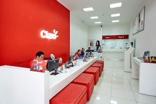 Oficinas y tiendas Claro en Barranquilla