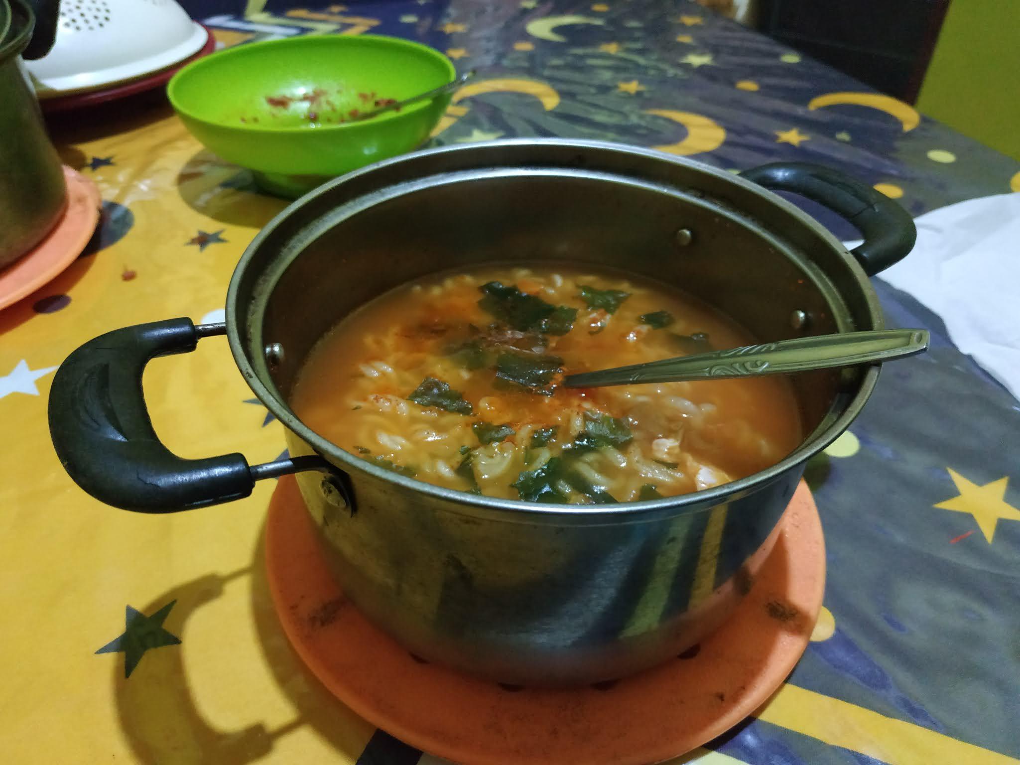 Jajangmyeon dari Sebuah Drakor