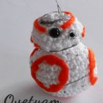 PATRON BB8 STAR WARS