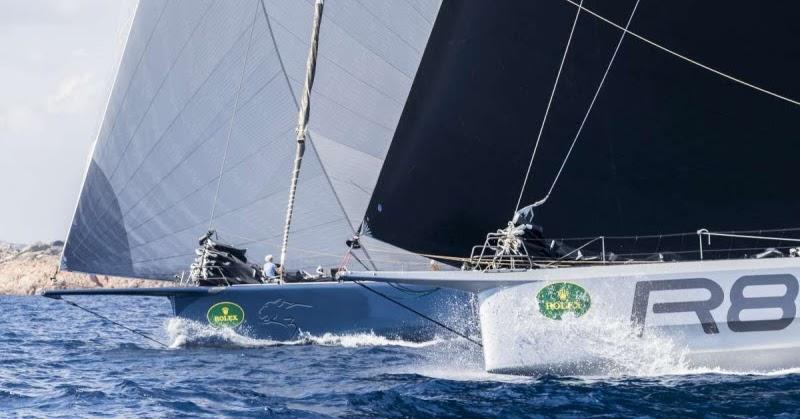 Maxi yacht rolex cup - continuano le battaglie tra i big della vela