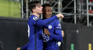 Chelsea players Rating in Fulham win with Mount 8.5, Hudson-Odoi 7
