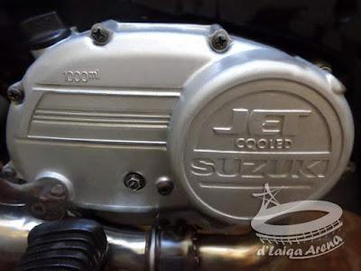 Suzuki Tornado GS