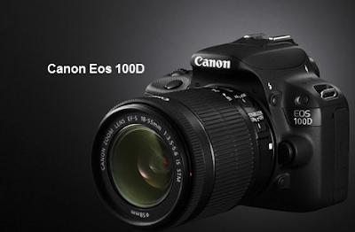 Spesifikasi dan Harga Kamera Canon Eos 100D