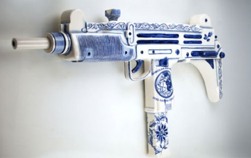 Individually Identical Pretty Guns