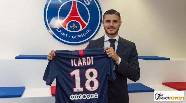 Mauro Icardi Dipermanenkan PSG