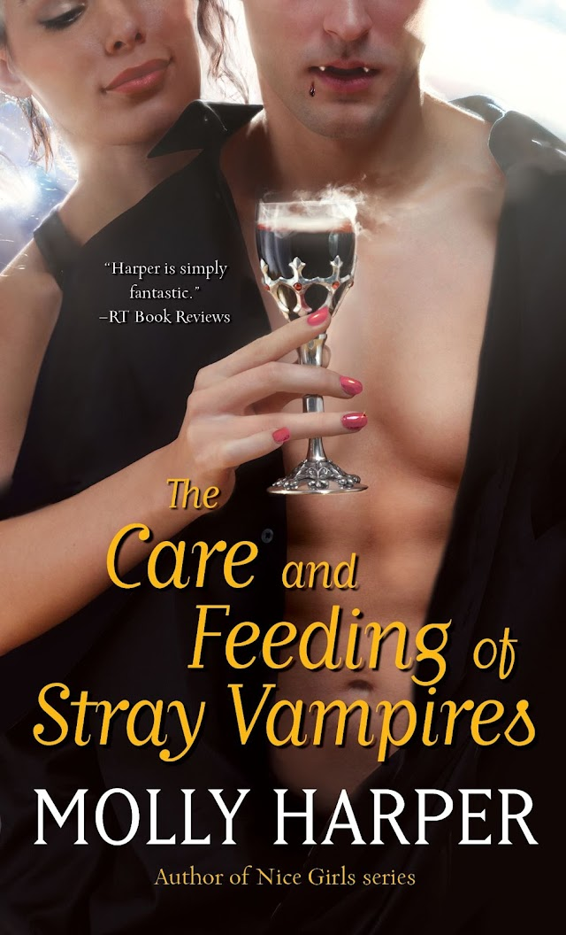 Review: The Care and Feeding of Stray Vampires by Molly Harper