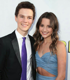 Jules LeBlanc with Hayden Summerall