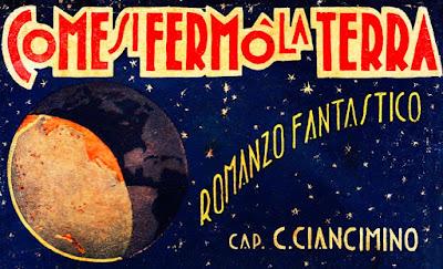Calogero Ciancimino, Come si fermò la Terra