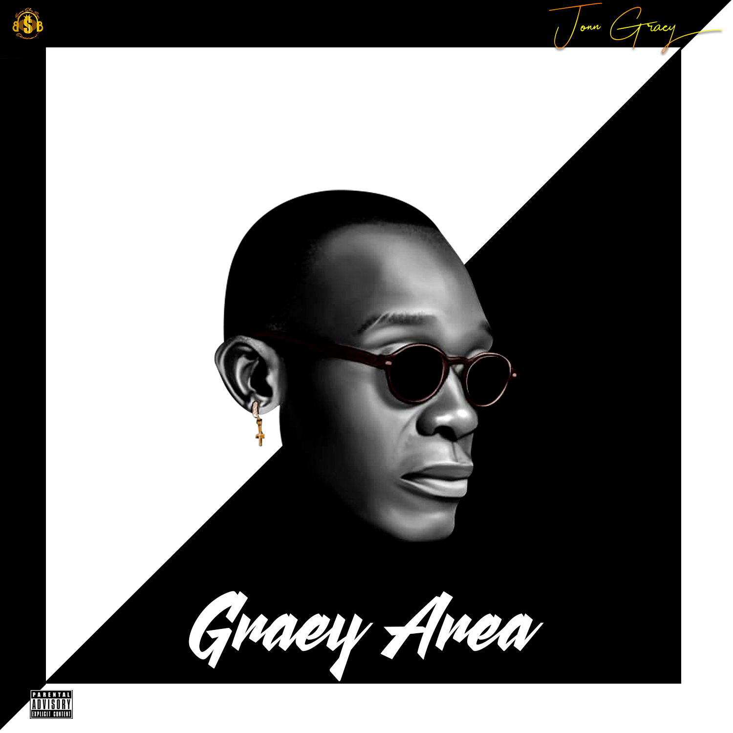 [Extended Play] Jonn Graey - Graey Area - 5 Tracks Project #Arewapublisize