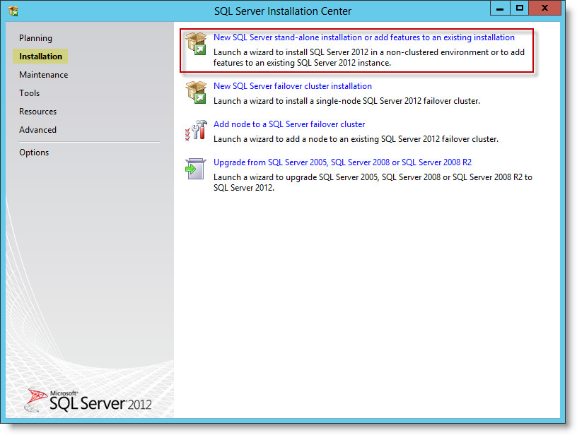 How to install the microsoft sql server 2008 r2 express edition.