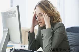 computer पर काम करते समय तनाव को कैसे कम करे