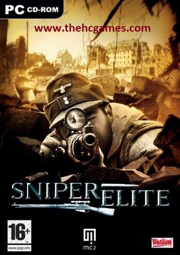 Sniper Elite 1 High Compress Game | www.thehcgames.com