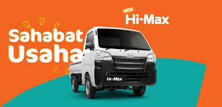 Spesifikasi dan harga Daihatsu Himax 2018