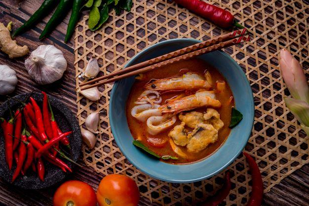 Best Pork-Free Meals in Subang Under RM20, Da Men USJ, Subang USJ, Ayam Penyet D'Kota, AroiThai, Penang Ho Chiak,  Autism Café Project, USJ, Food