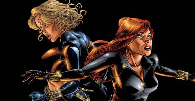 Black Widow (Yelena Belova) - Marvel Comics
