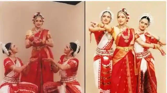 हेमा मालिनी-ईशा और आहाना देओल