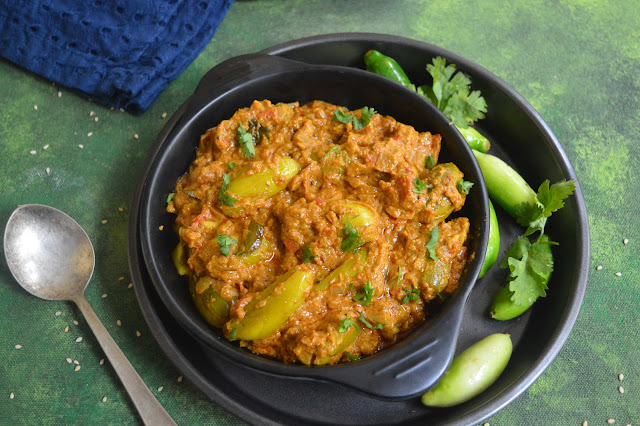 Andra Style Ivygourd Masala Recipe | Dondakaya Masala Curry Recipe