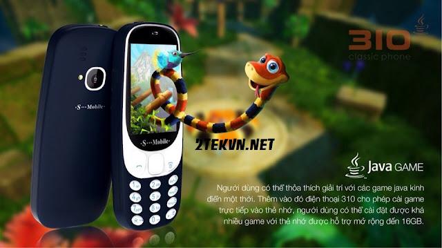 điện thoại java chơi game tốt nhất