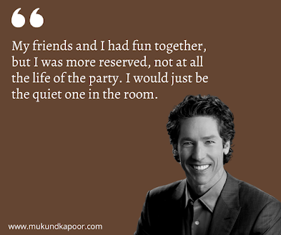 Joel Osteen Quotes About Friends