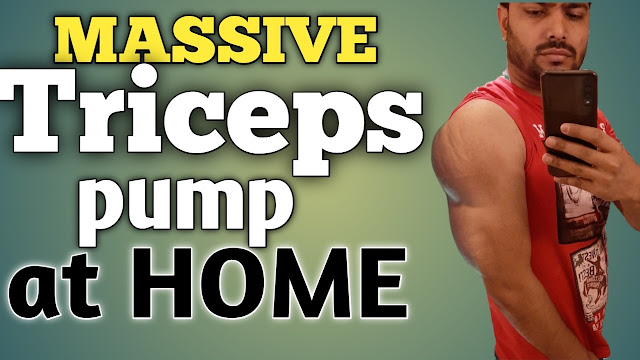 Best exercise for triceps. Top 3 pushups technique  Bigger triceps.