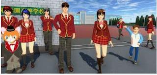 Sakura School Simulator Versi 1.038.27 Yuk Dapatkan Disini