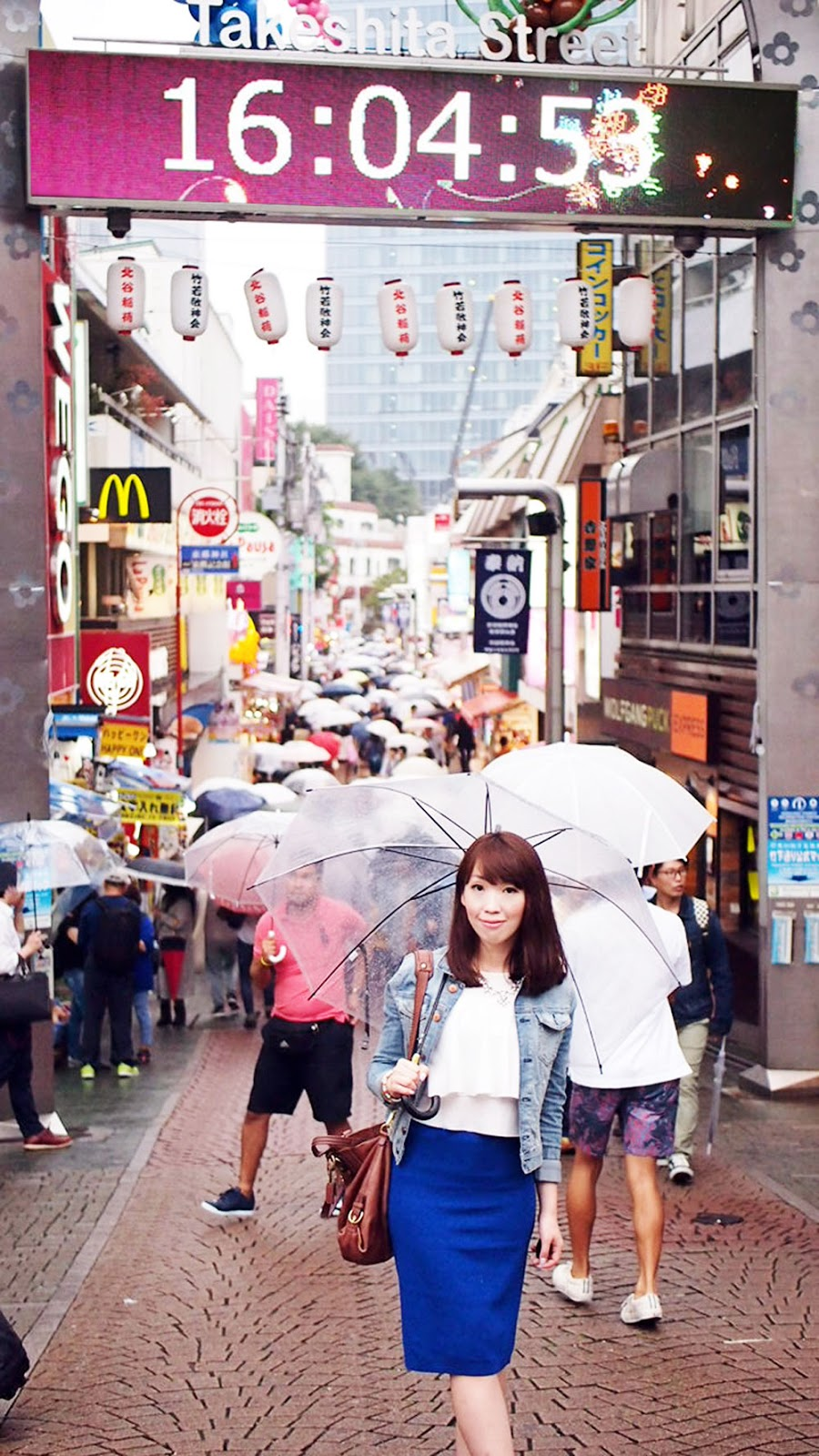 Takeashita Dori Harajuku - The Must Eat, Drink and Play in Tokyo
