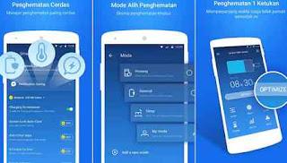aplikasi hemat baterai DU Battery Saver