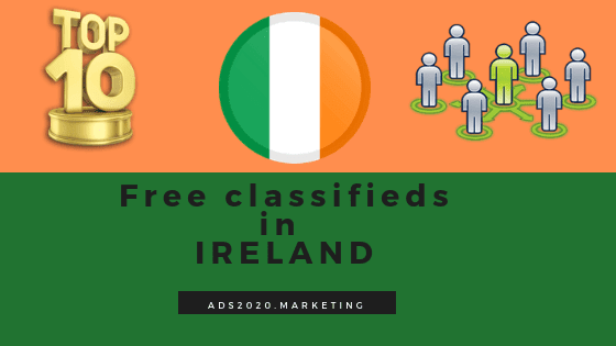 Free Classifieds in Ireland-560x315