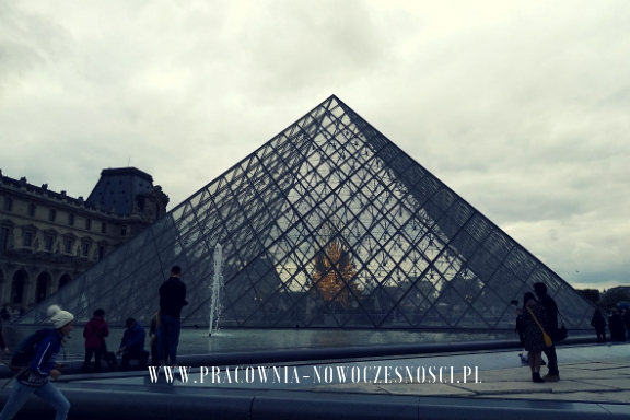 luwr szklana piramida
